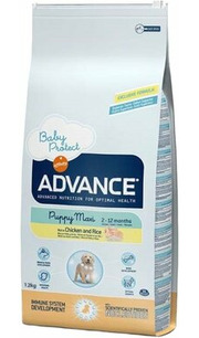 Advance Puppy Maxi Chicken/Rice фото
