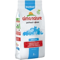 Almo Nature Adult Sterilised Beef/Rice