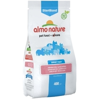 Almo Nature Adult Sterilised Salmon/Rice