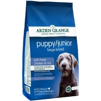 Arden Grange Puppy Junior Large Breed Chicken/Rice