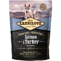 Carnilove Puppy Salmon/Turkey