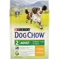 Dog Chow Adult Dog Chicken