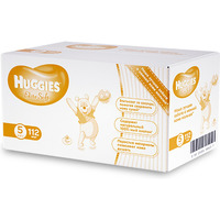 HUGGIES Elite Soft 12-22 кг (112)