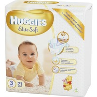 HUGGIES Elite Soft 5-9 кг (21)