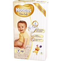 HUGGIES Elite Soft 8-14 кг (66)
