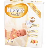 HUGGIES Elite Soft NewBorn 4-7 кг (88)