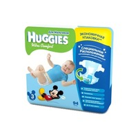 HUGGIES Ultra Comfort Boy 5-9 кг (94)
