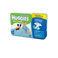 HUGGIES Ultra Comfort Boy 8-14 кг (80)