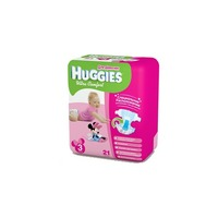 HUGGIES Ultra Comfort Girl 5-9 кг (21)