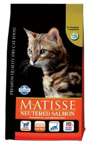 Farmina Корм для кошек Matisse Neutered Salmon фото