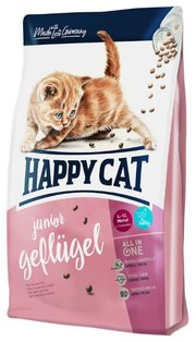 Happy Cat Корм для кошек Supreme Junior Geflugel фото