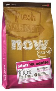 NOW FRESH Корм для кошек Grain Free Adult Cat Food фото