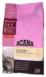 Acana Корм для собак Lamb & Okanagan Apple фото