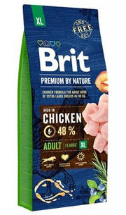 Brit Корм для собак Premium by Nature Adult XL фото