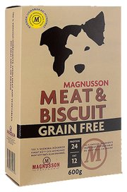 Magnusson Корм для собак Meat & Biscuit Grain Free фото