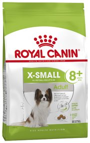 Royal Canin Корм для собак X-Small Adult 8+ фото