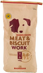 Magnusson Work Meat/Biscuit 14 kg фото