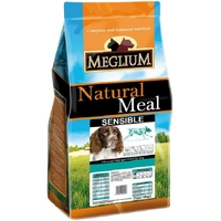 Meglium Natural Meal Adult Sensible Breeders Lamb