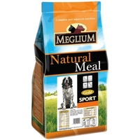 Meglium Natural Meal Adult Sport Gold