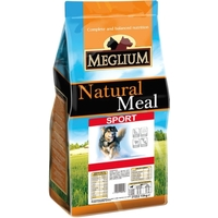 Meglium Natural Meal Adult Sport