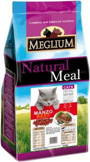 Meglium Natural Meal Beef фото