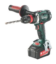 Metabo SB 18 LTX BL Quick 4.0Ah x2 Case фото