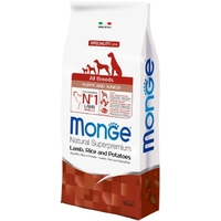 Monge Speciality All Breed Puppy/Junior Lamb/Rice/Potatoes