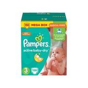 Pampers Active Baby-Dry 5-9 кг (150) фото