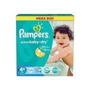 Pampers Active Baby-Dry 9-16 кг (120) фото