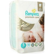 Pampers Premium Care 11-18 кг (18) фото