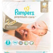 Pampers Premium Care 3-6 кг (96) фото
