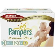 Pampers Premium Care 4-9 кг (120) фото