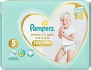 Pampers Premium Care Pants 5 фото