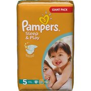 Pampers Sleep & Play 11-18 кг (74) фото