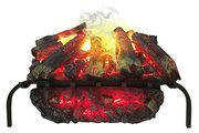 Real-flame 3D Silva Log фото