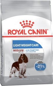 Royal Canin Medium Light Weight Care 3 kg фото