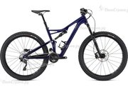 Specialized Stumpjumper FSR Comp Carbon 650B (2016) фото