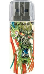 Verbatim Tattoo Edition Dragon 16GB фото